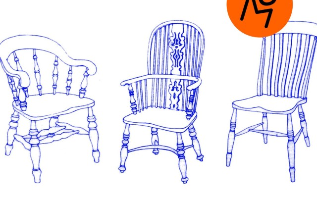 Masterclasses in Sitting // Chairs For Arching