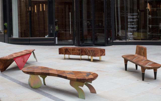 Studio Swine Street Furniture